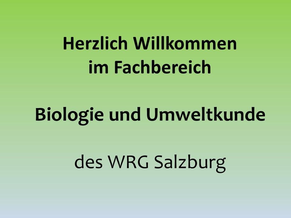 Biologie (1)